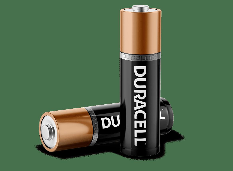 Duracell duralock branding