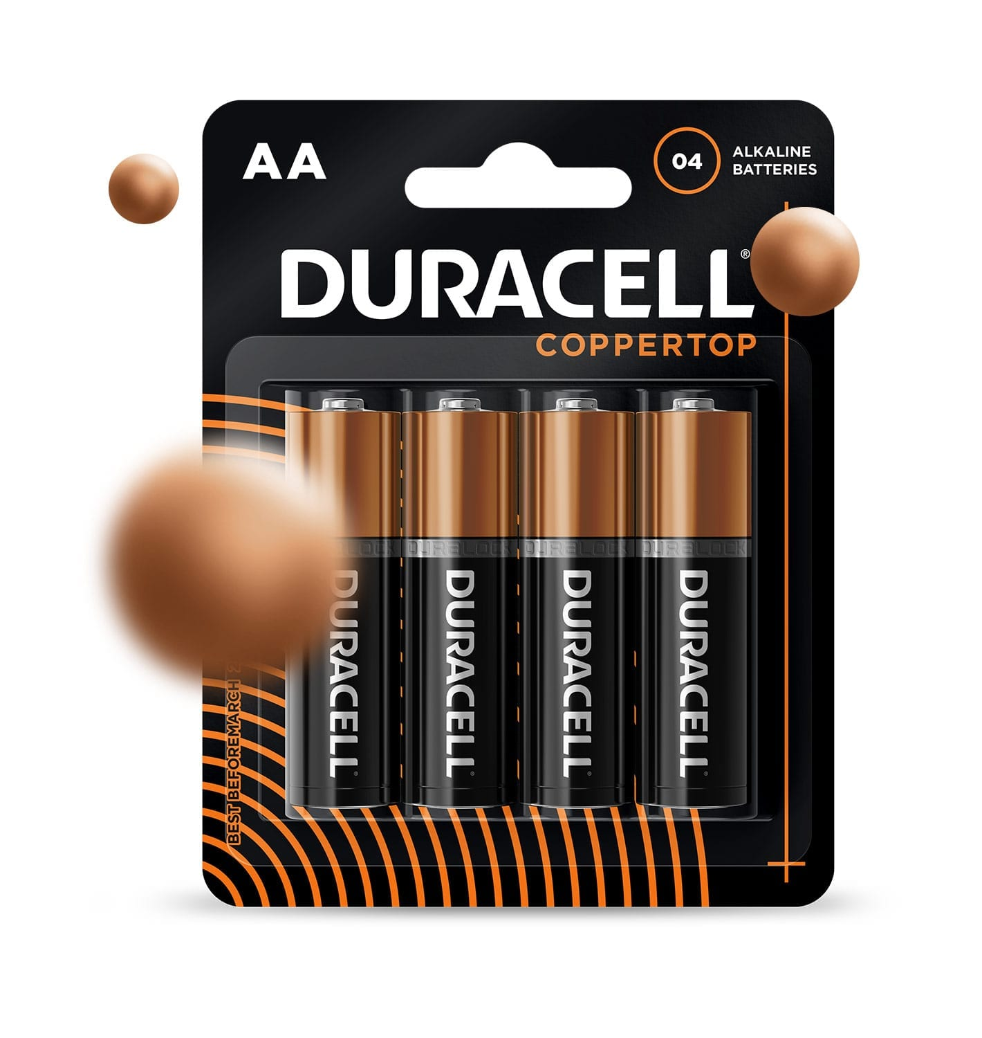 Duracell package design company