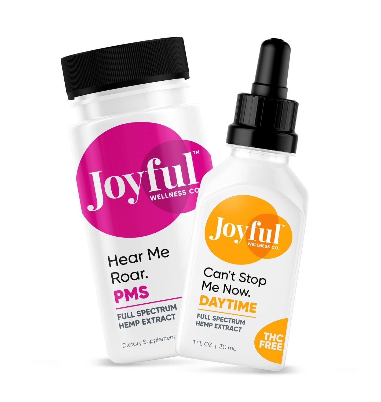 joyful wellness branding company