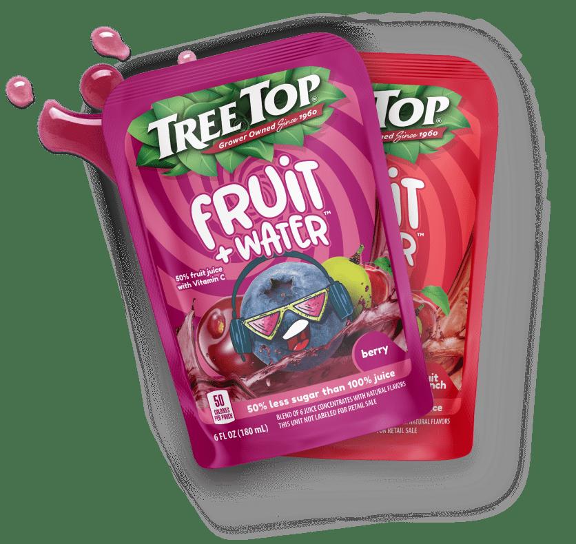 treetop packaging design