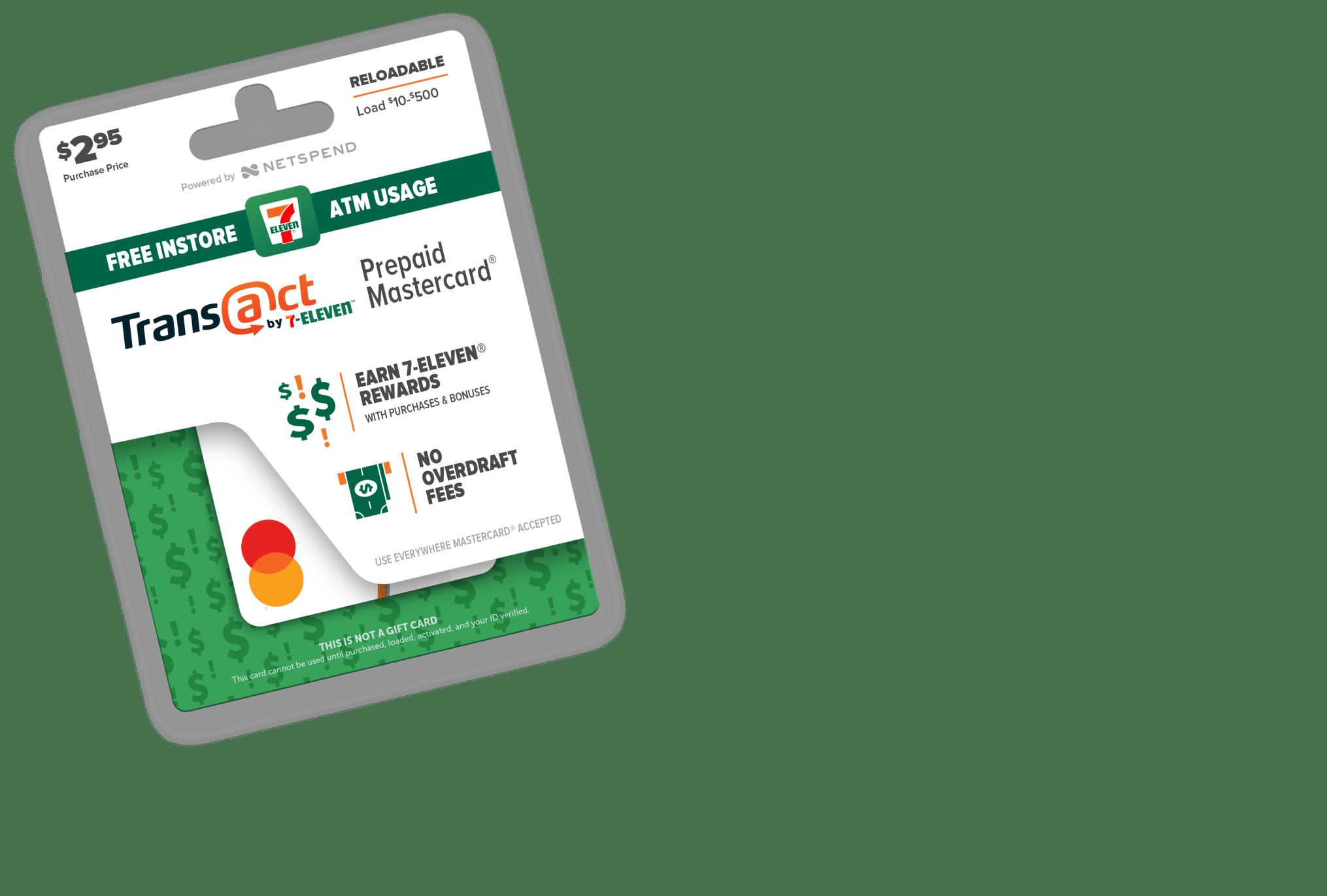 7-11 transact packaging designer