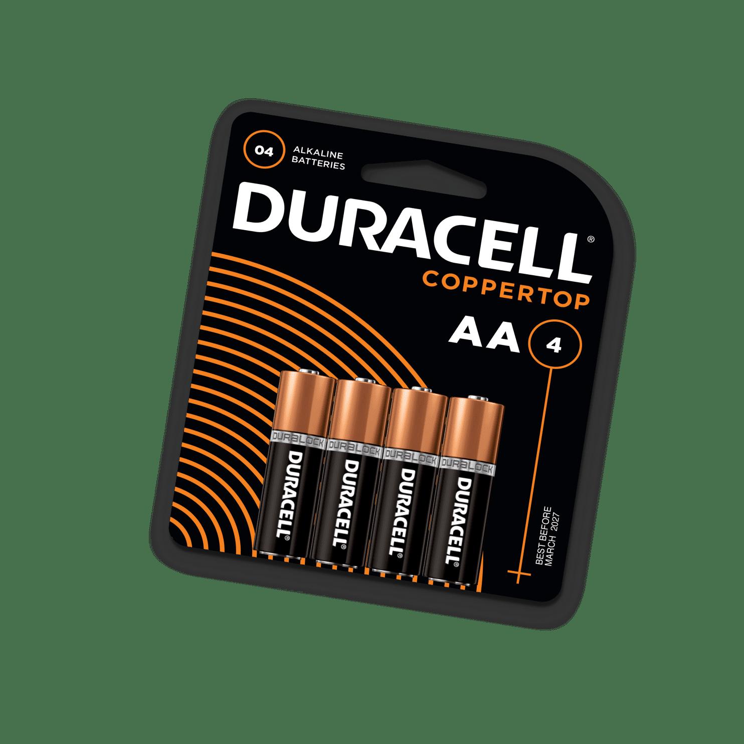 Duracell Packaging Design