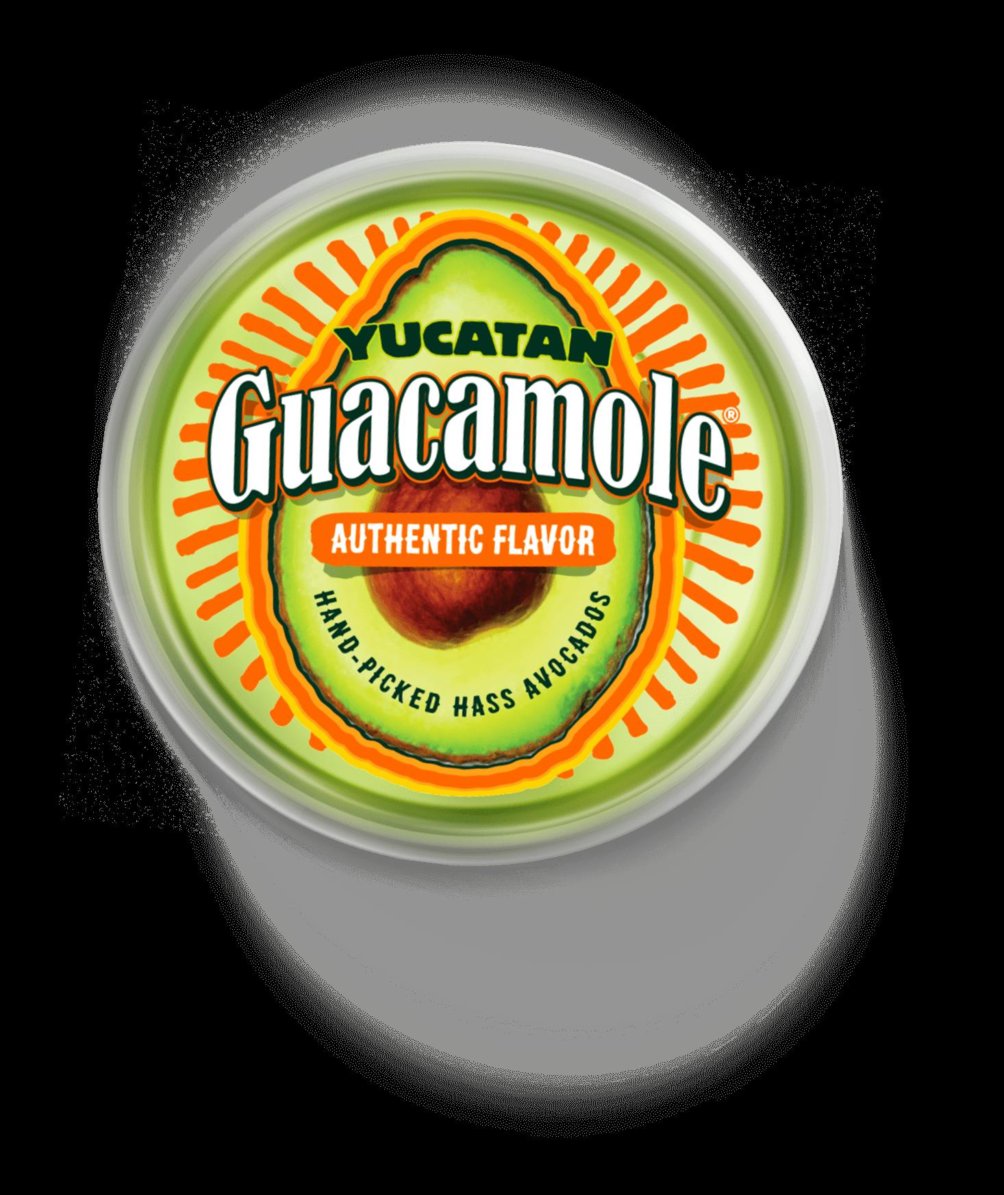 yucatan guacamole package designer